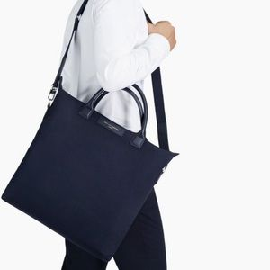 NEW • WANT Les Essentiels •O'Hare Canvas Tote Navy